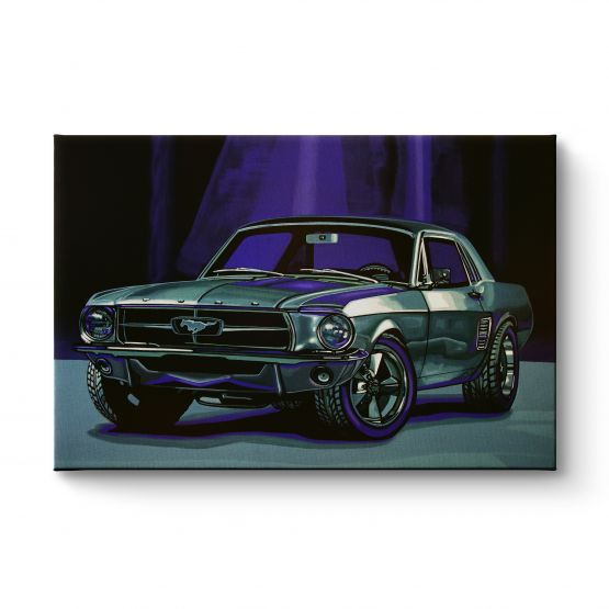 Ford Mustang - Canvas