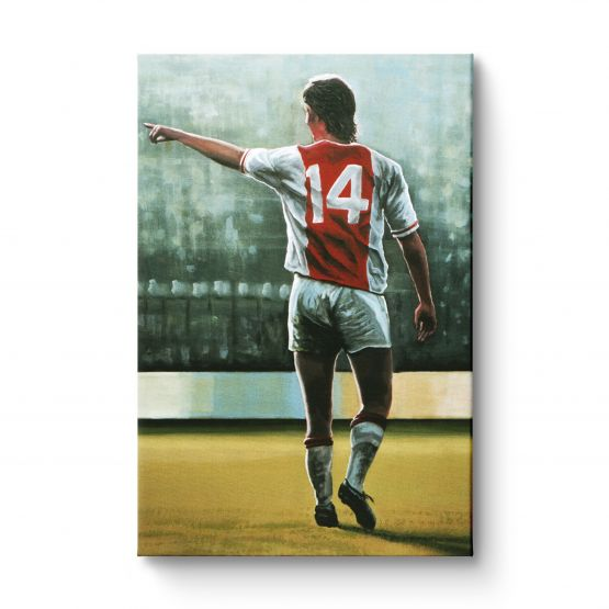 Johan Cruijff - Canvas