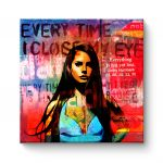 Everytime - Canvas