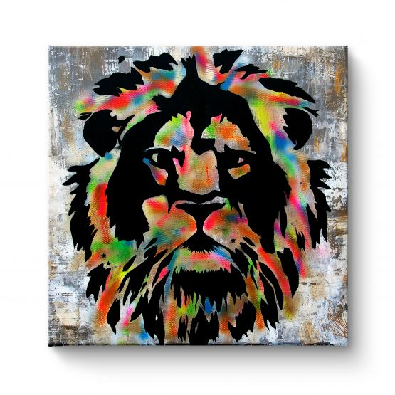 Lion - Canvas