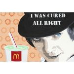 I Was Cured All Right - Originele kunstwerk