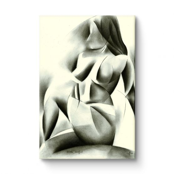 Nude IV - Canvas