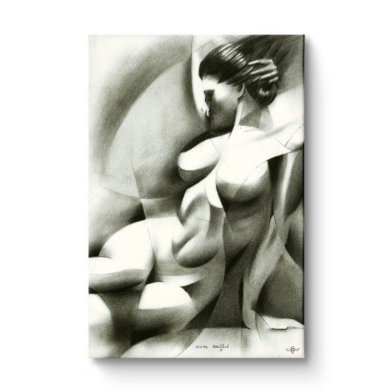 Nude XII - Canvas