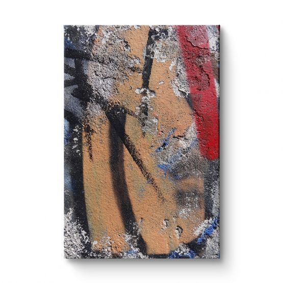 Urban Abstract 24 - Canvas
