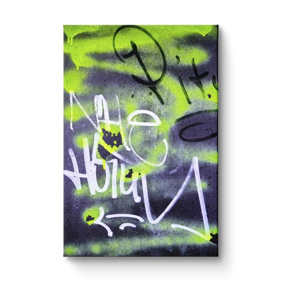 Urban Abstract 44 - Canvas