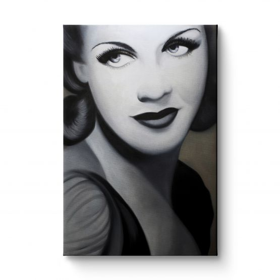 Ginger Rogers - Canvas