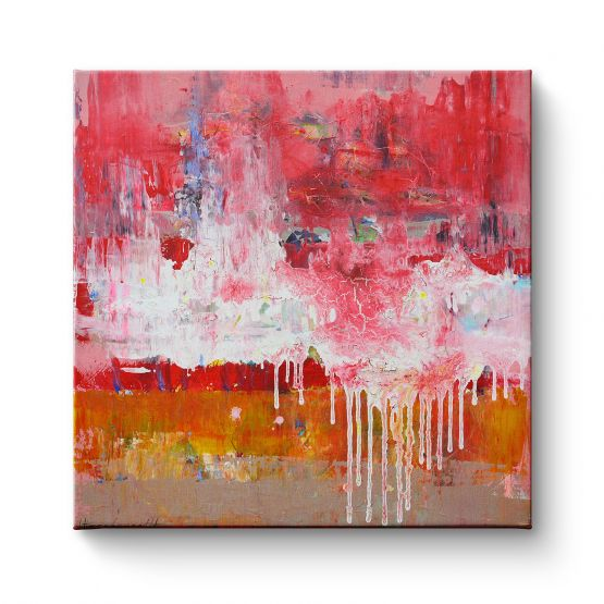 Color Spirit Red - Canvas
