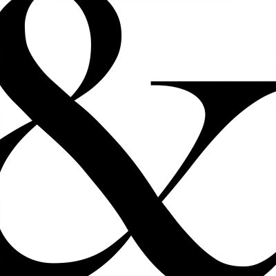 Ampersand 2 - Original Kunst