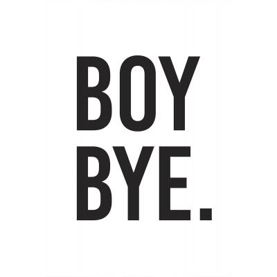 Boy Bye - Original Kunst