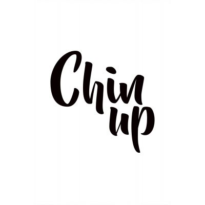 Chin up - Original Kunst