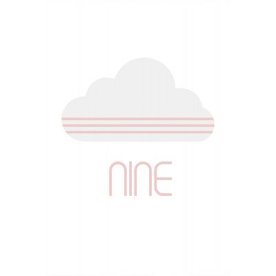 Cloud nine - Original Kunst