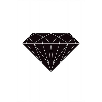 Diamond - Original Kunst