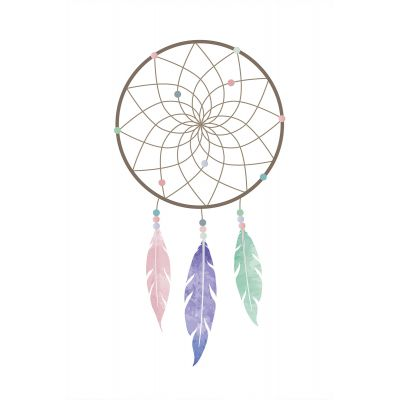 Dreamcatcher - Original Kunst
