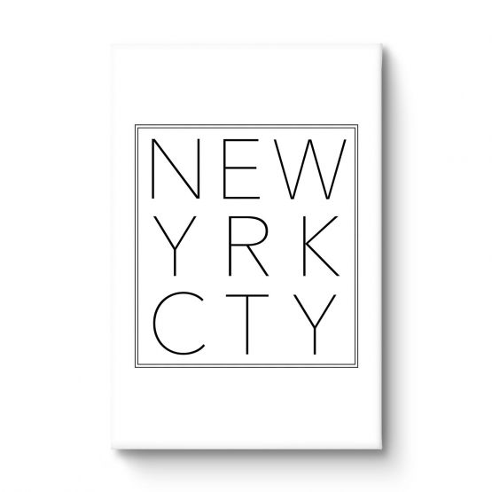New York - Canvas