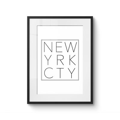 New York - Original Kunst