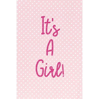 It's a girl - Original Kunst