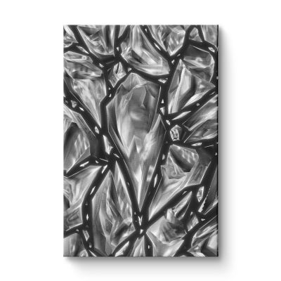 Gray Diamonds - Original Kunst