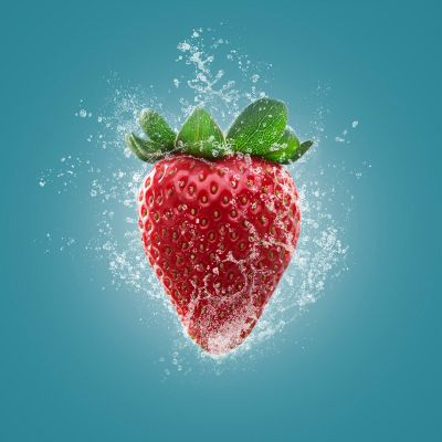 Strawberry - Original Kunst