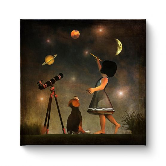 Educating Astronomy - Canvas