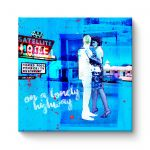 Bluehotel - Canvas
