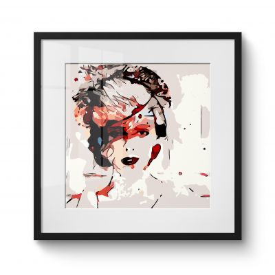 Spattered - Original Kunst