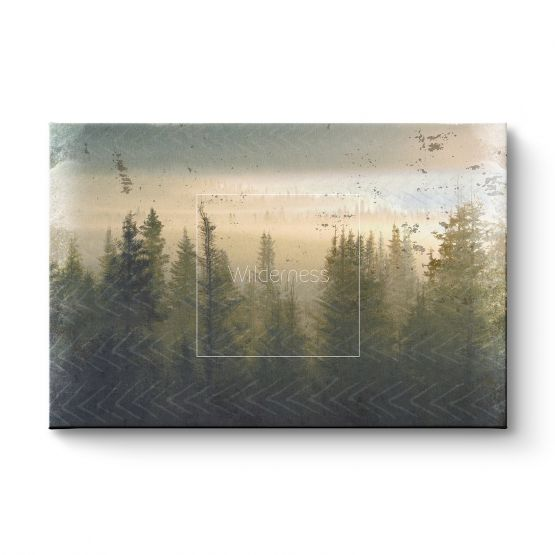 Wilderness I - Canvas